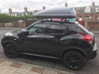 Nissan Juke Roof Rack