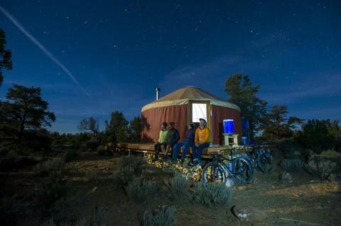 Gooseberry Yurts