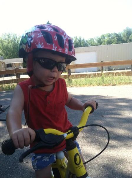 TykesBykes Balance Bike