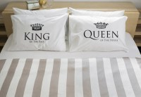 King - Queen  Pillow Talk