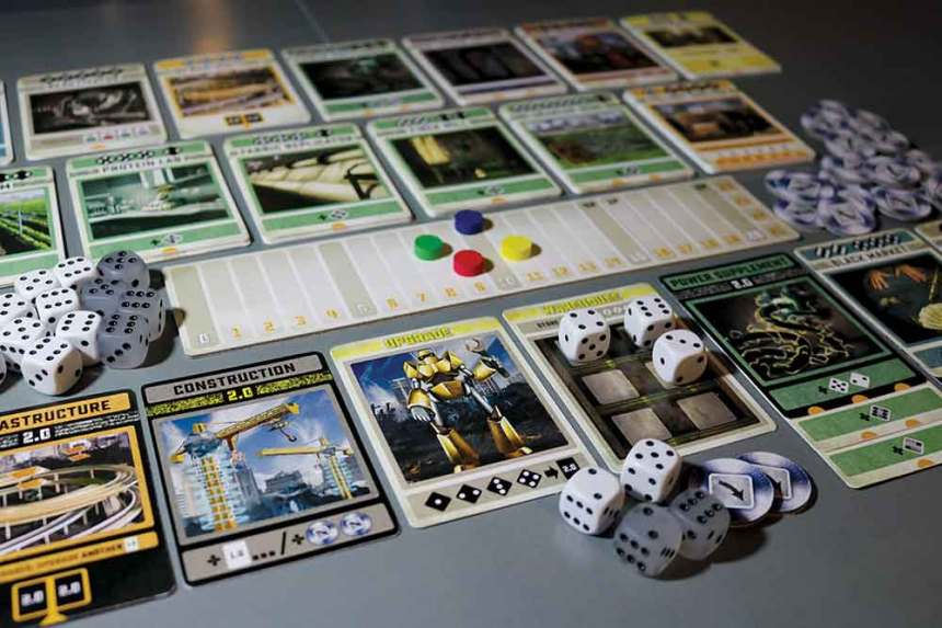 Image result for colony board game