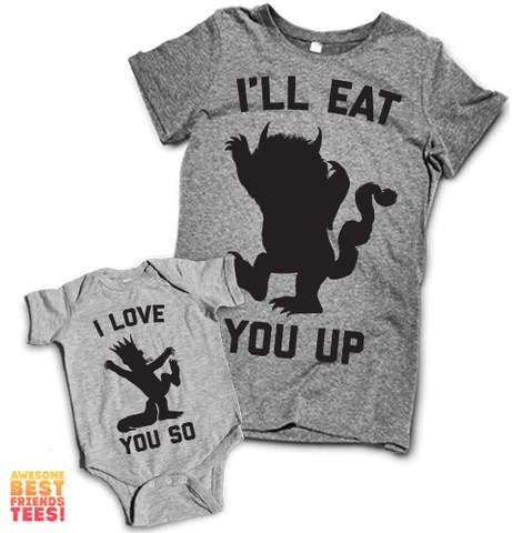 Download Kid's Shirts - Awesome Best Friends' Tees