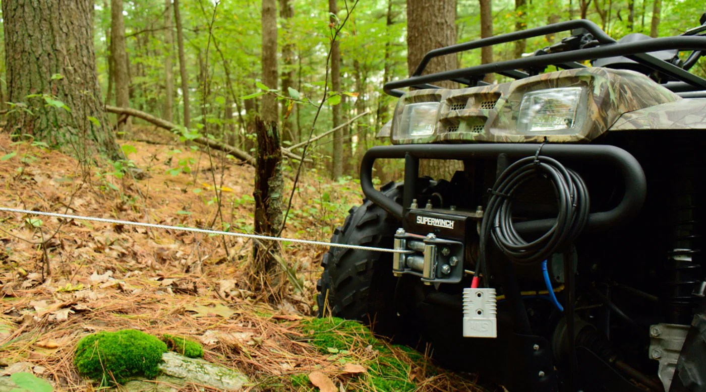 medium resolution of atv utv winch buyers guide