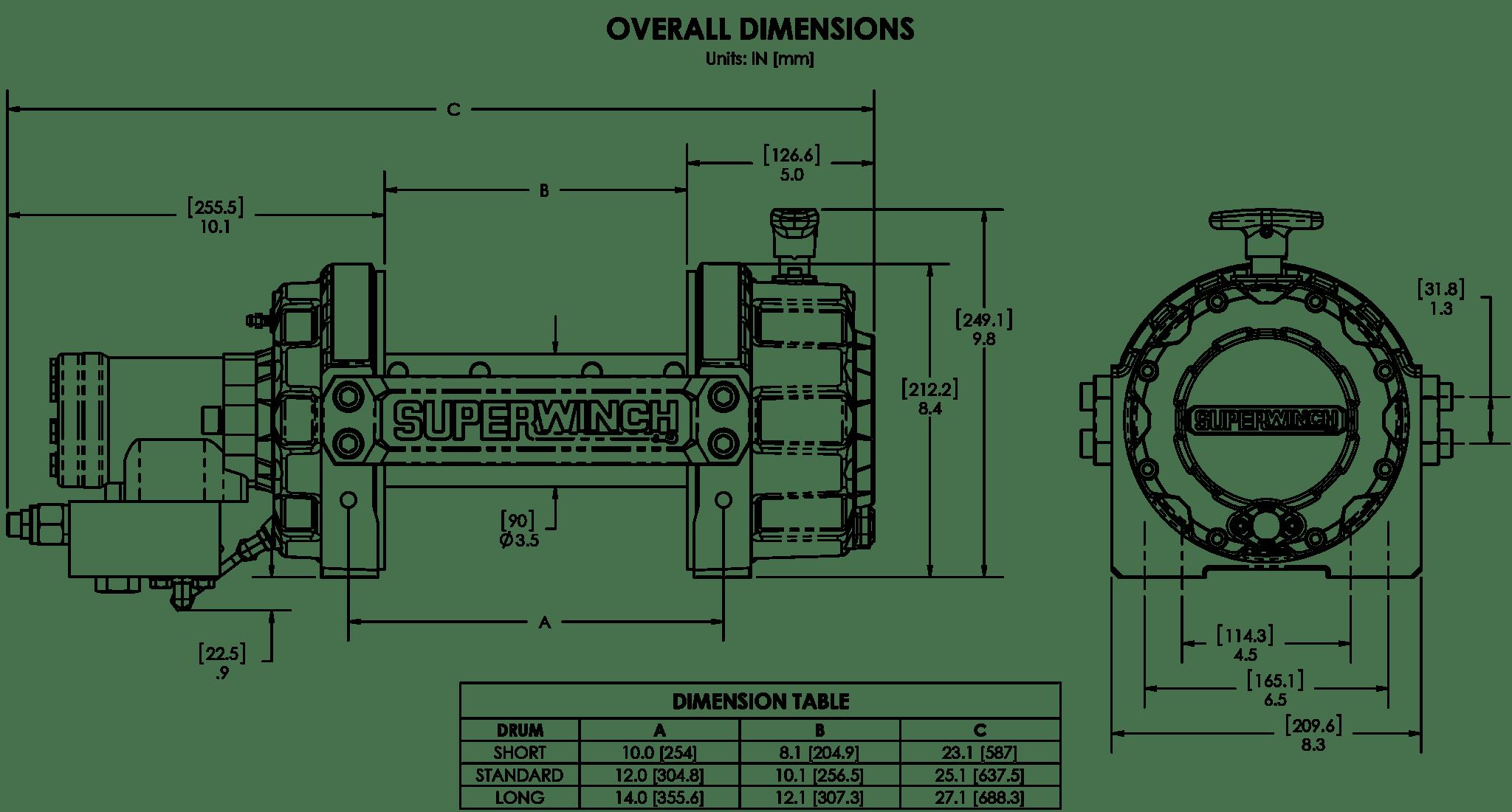 X Superwinch Wiring Diagram on