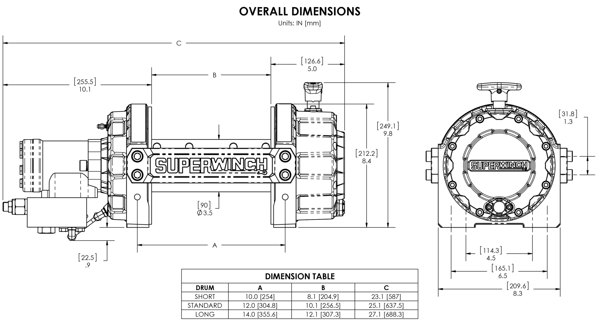 small resolution of superwinch t1500 wiring diagram