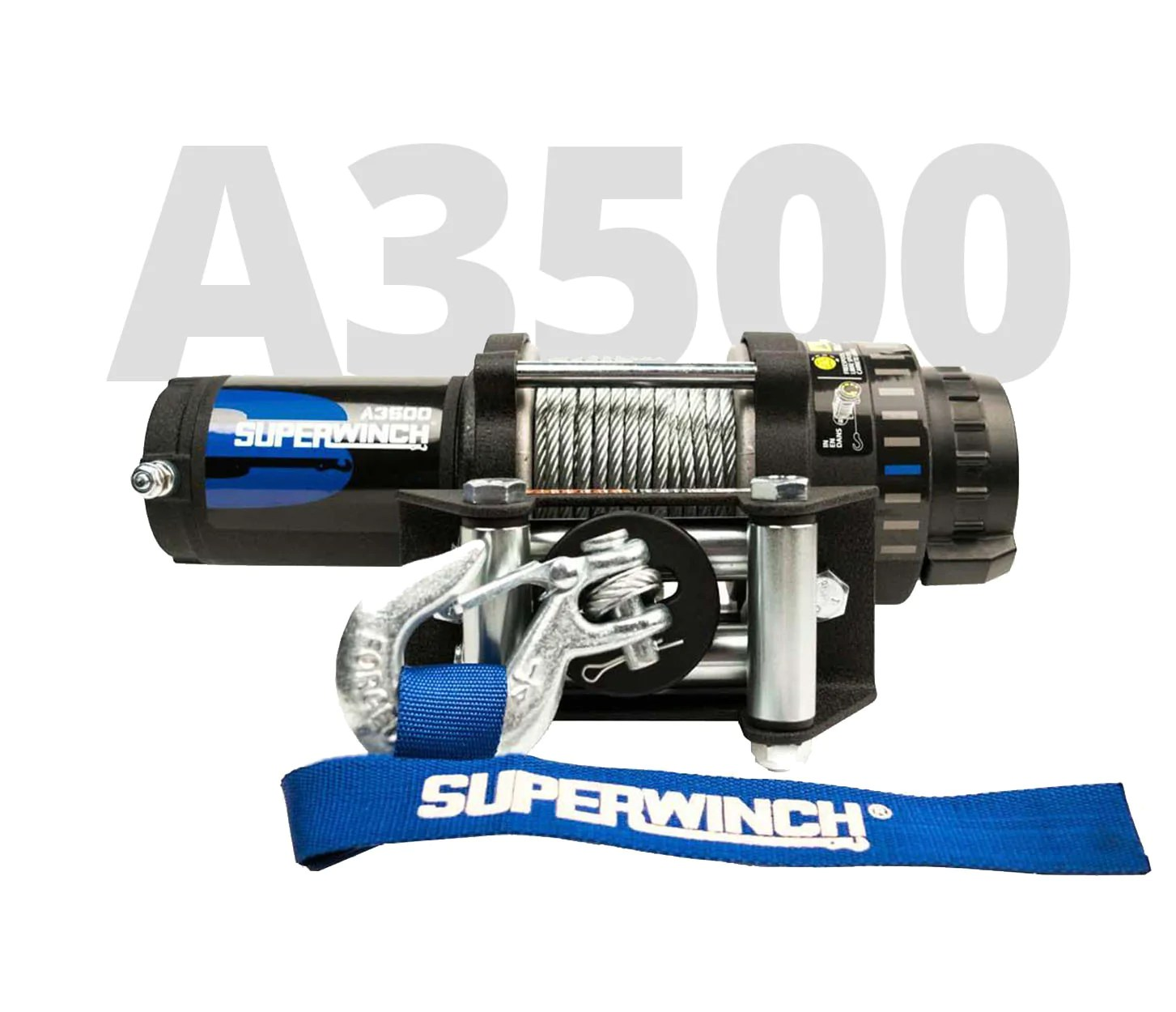 hight resolution of superwinch a3500 s102942
