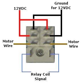12 Volt DoublePole DoubleThrow Relay – Firgelli Automations Canada