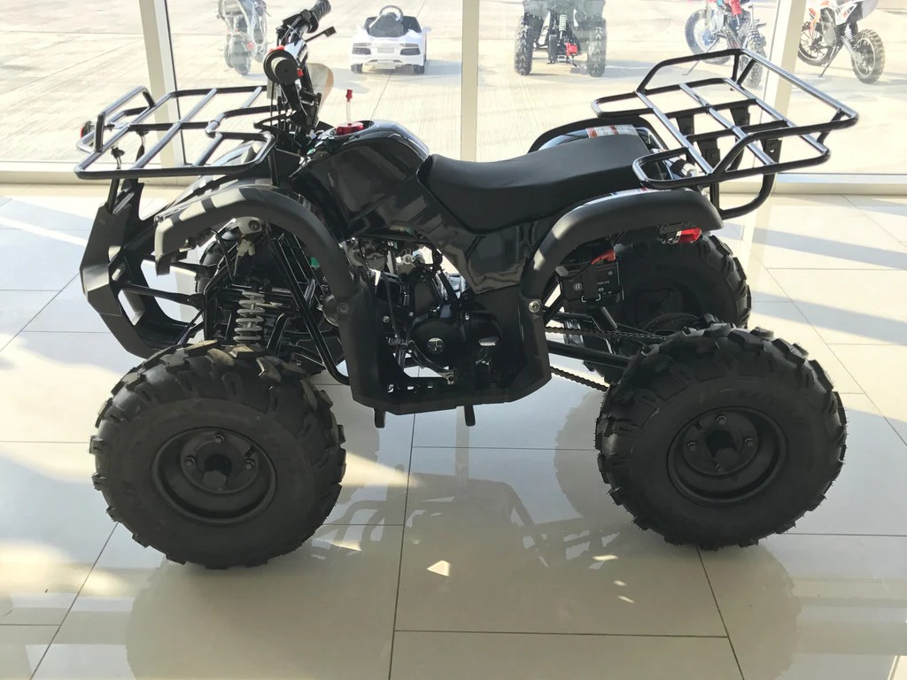 medium resolution of 125cc venom kodiak atv