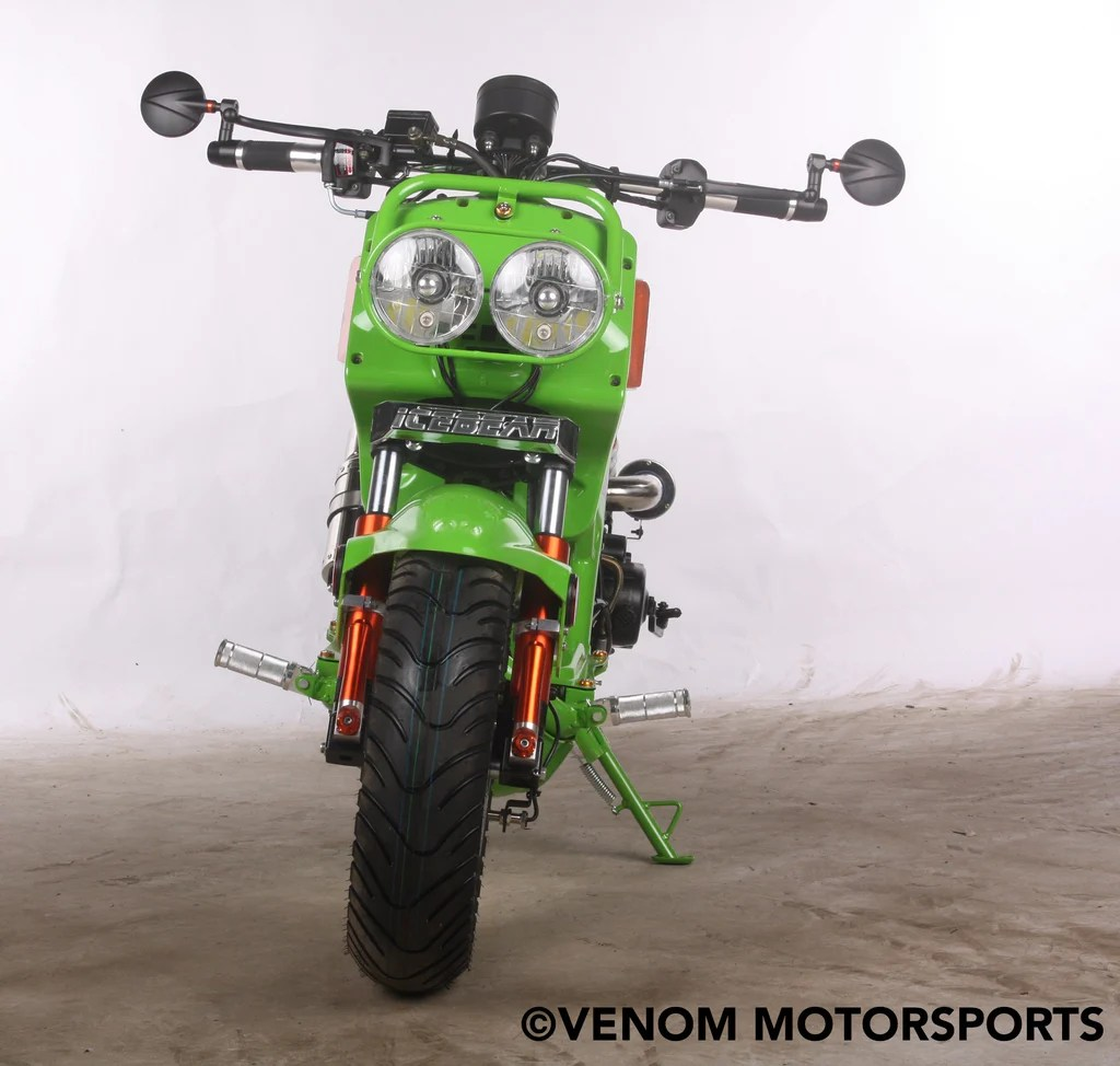 hight resolution of 50cc maddog generation iv scooter street legal