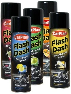 CarPlan Flash Dash Range