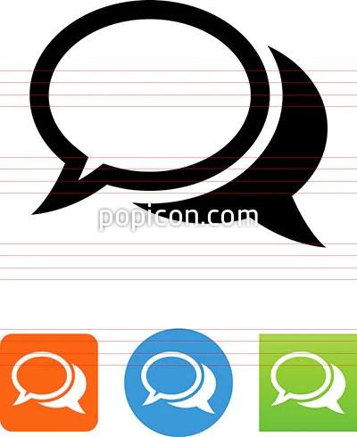 Bubble Icon Png : bubble, Bubble, Popicon