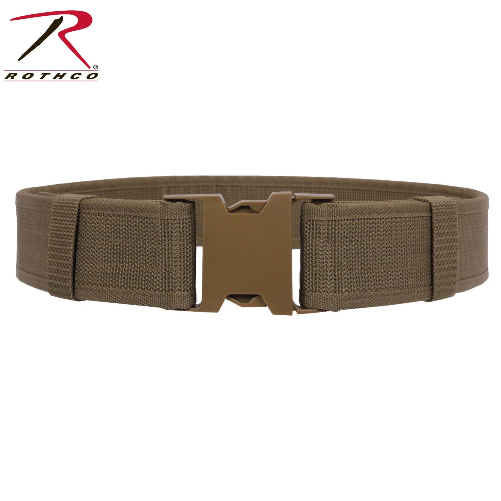 Rothco Coyote Brown Duty Belt - Perfect For Hunting. Military & Law En – Grunt Force