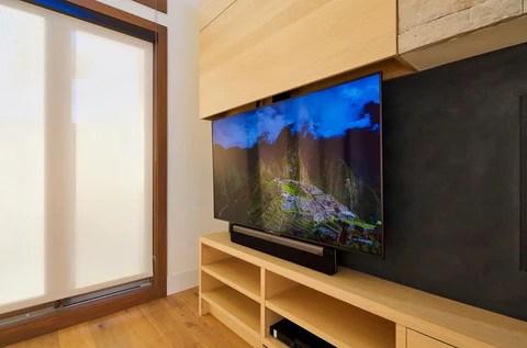 motorized tv lifts drop down