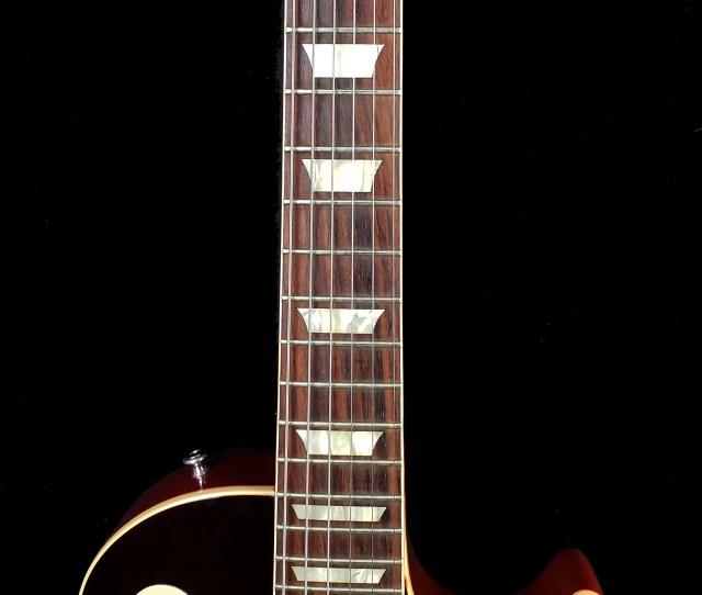 Gibson Custom Shop Les Paul Ro Vintage Burst
