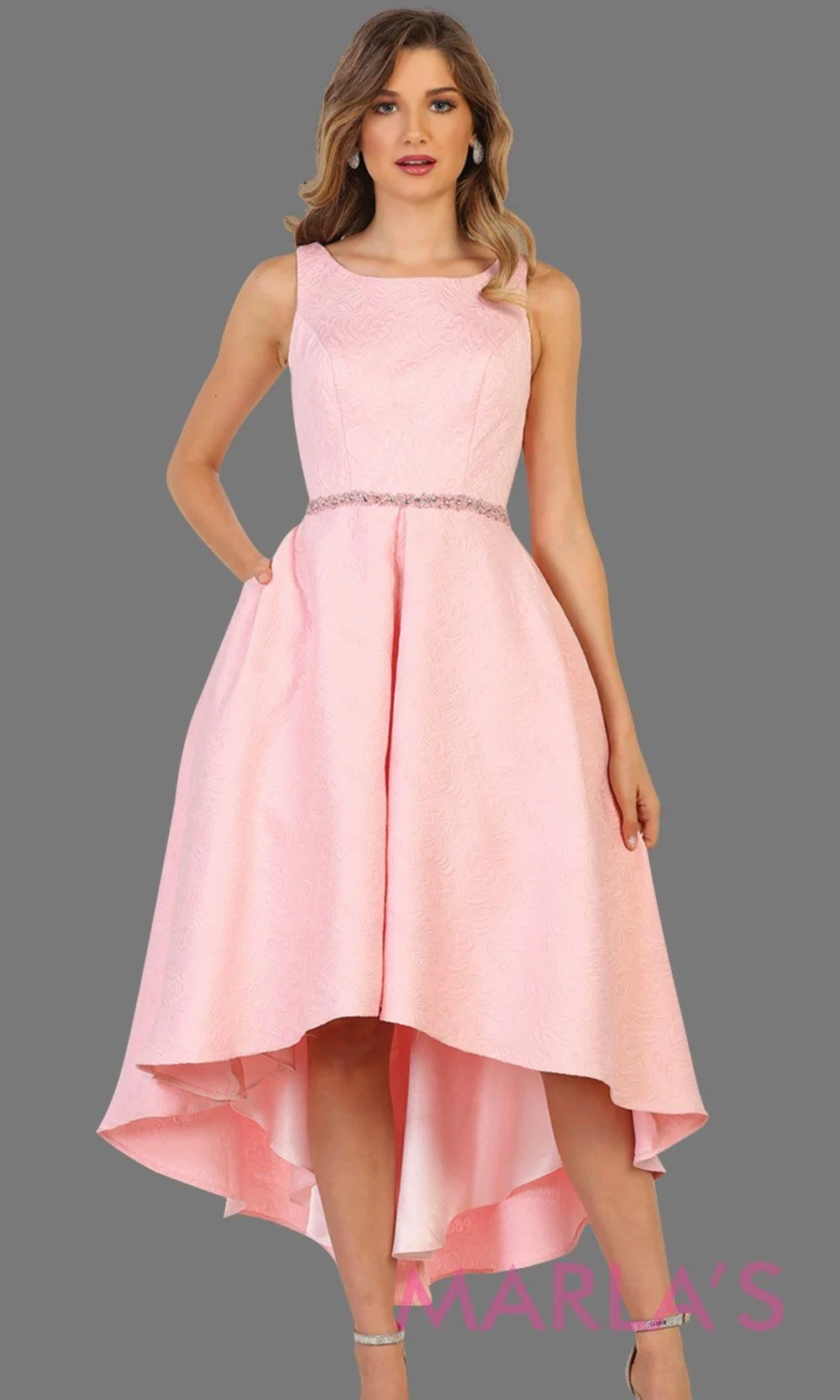 Plus Size Semi-Formal Wedding Guest Dress