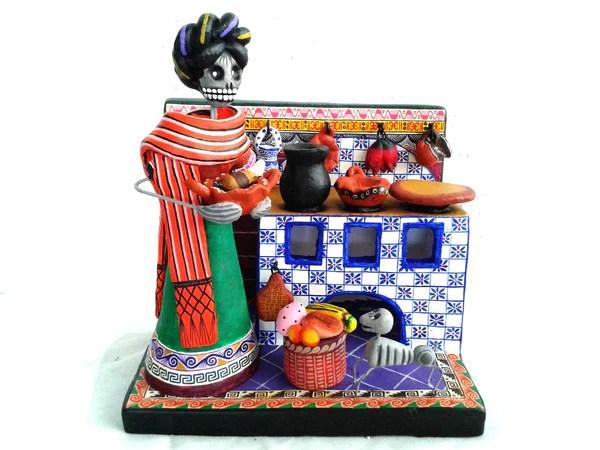 Cocina tradicional con mascota  Estilo Mexicano