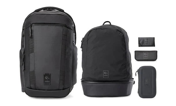 NOMATIC McKinnon Camera Pack - Awesome Adjustable 35L Camera Backpack 2