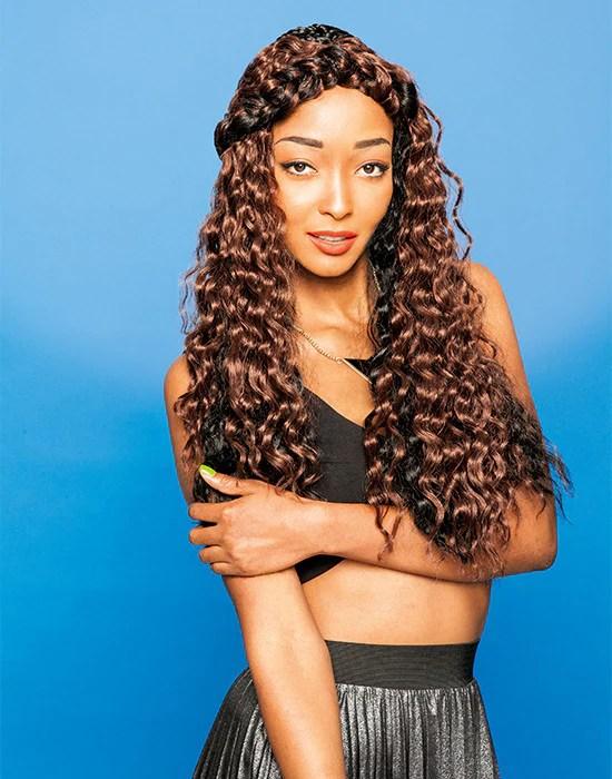 Urban Twirl Protective Hairstyles Crochet Braids Spell Beauty
