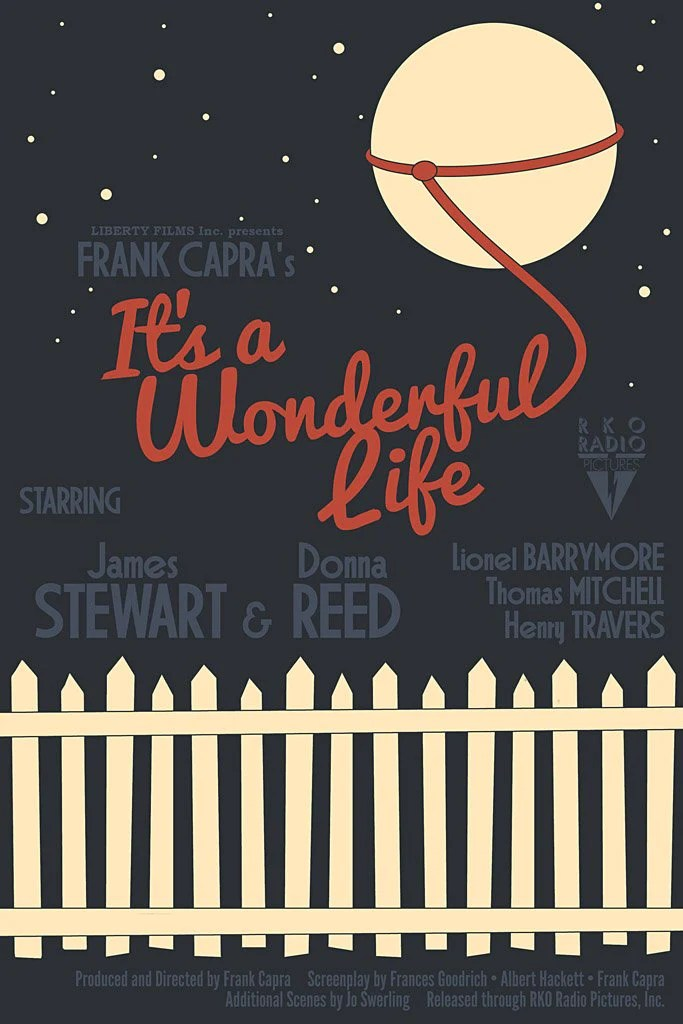 it s a wonderful life 1946 movie poster