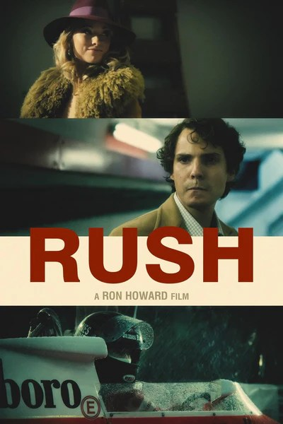 Rush (2013) Movie Poster – My Hot Posters