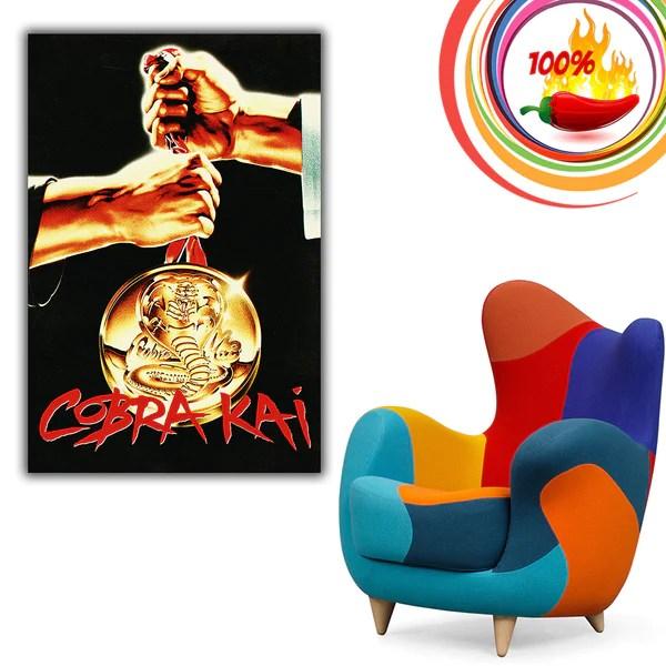 Cobra Kai TV Show Movie Poster – My Hot Posters