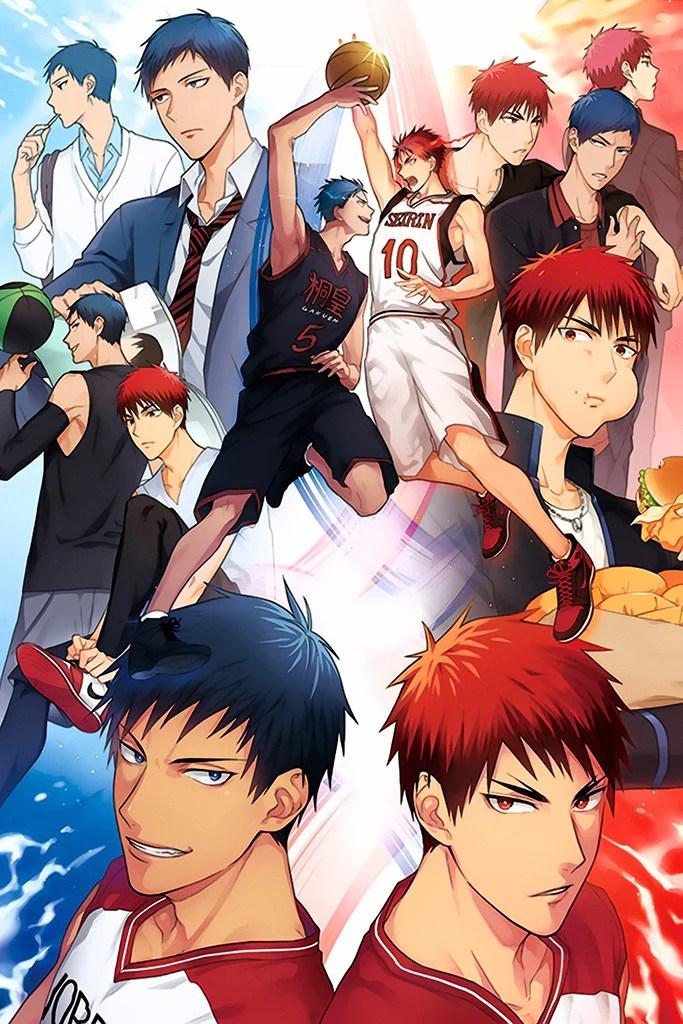 Kuroko's Basket Last Game : kuroko's, basket, Kuroko, Basket, Anime, Poster, Posters