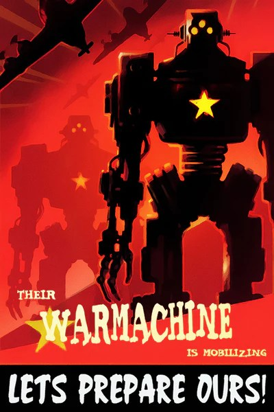 Military Propaganda Fallout 4 Poster My Hot Posters