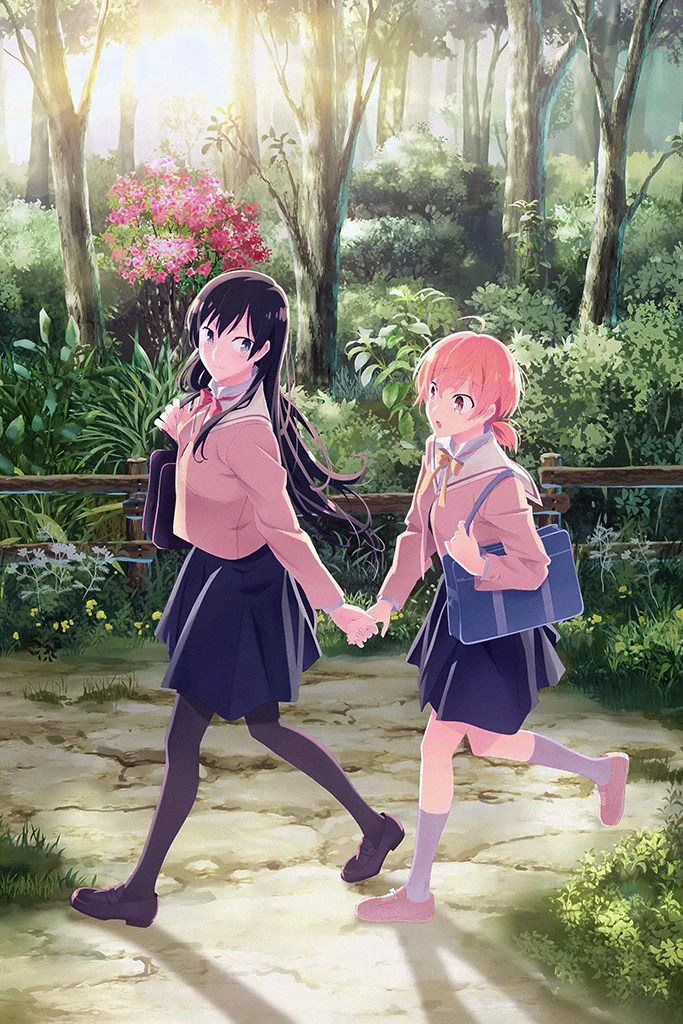 Yagate Kimi Ni Naru Anime Poster My Hot Posters