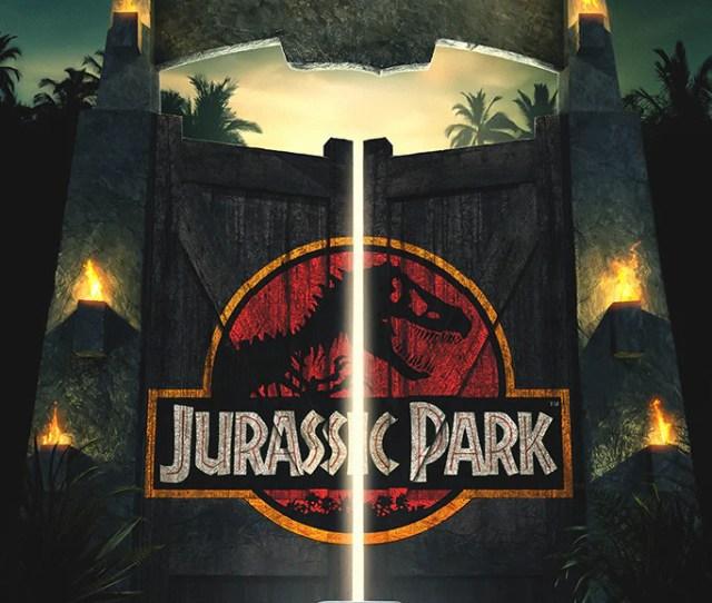 Jurassic Park Fan Art Poster