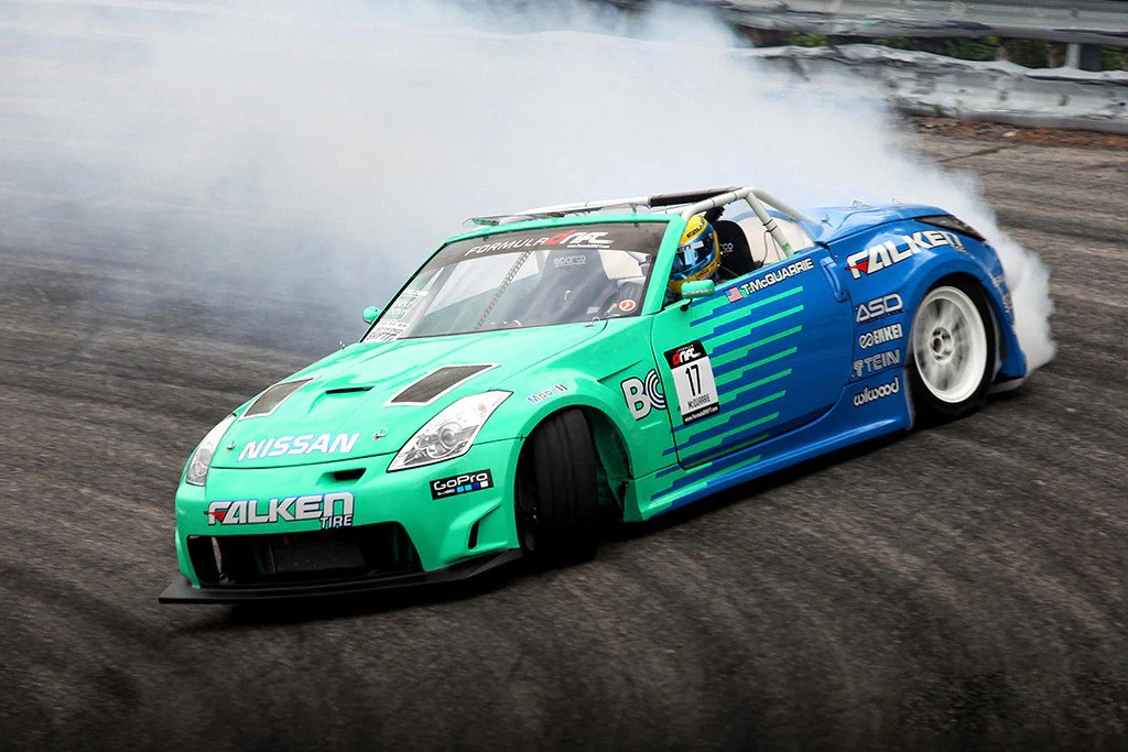 Car Tire Wallpaper Jdm Nissan 350z Drift Tuning Car Poster My Hot Posters