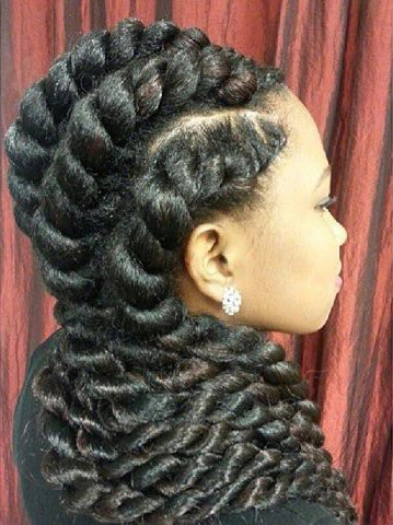 Master The Flat Twist In 4 Easy Steps