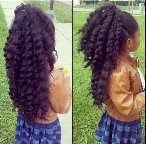 African American Children S Hairstyles And Tips