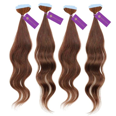 wavy tape in hair extension bundle deal also extensions human perfect locks rh perfectlocks