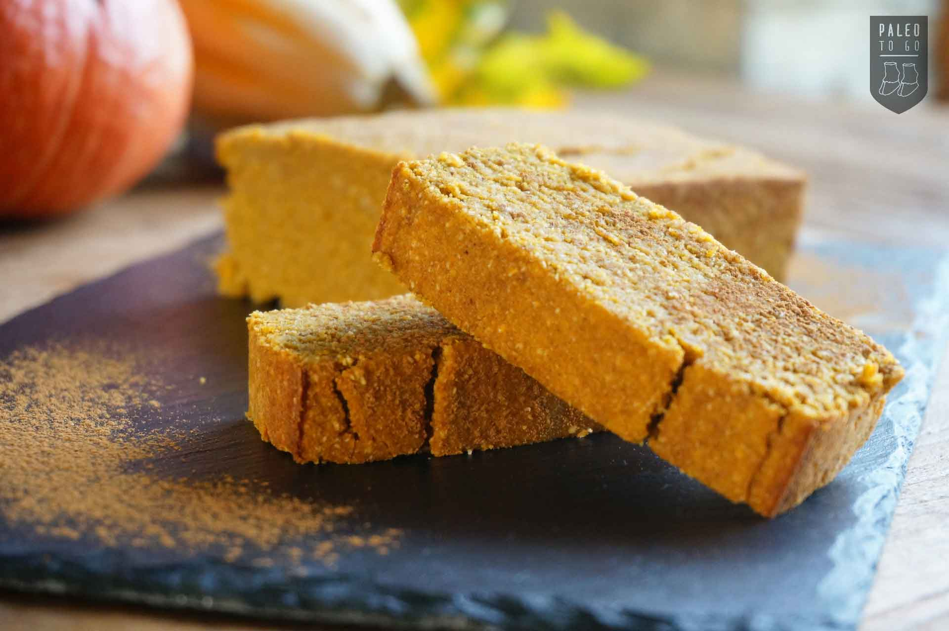 Kurbisbrot - Paleo Brot: 7 leckere Rezepte für ein klassisches Frühstück