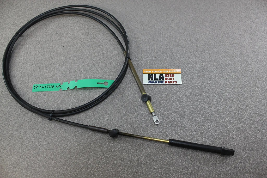 Mercury Steering Cable Diagram