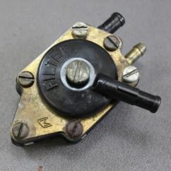 Edelbrock Quicksilver Carburetor Diagram Ge Motor 5kc Wiring Johnson Evinrude Fuel Pump 383765 1969 1970 1971 55hp 60hp