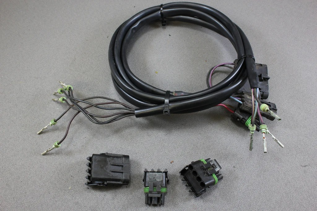 honda marine fuel gauge wiring diagram 1973 vw beetle tail light sea doo gtx gti gts xp 657 93 94 pwc cluster wire harness front – nla