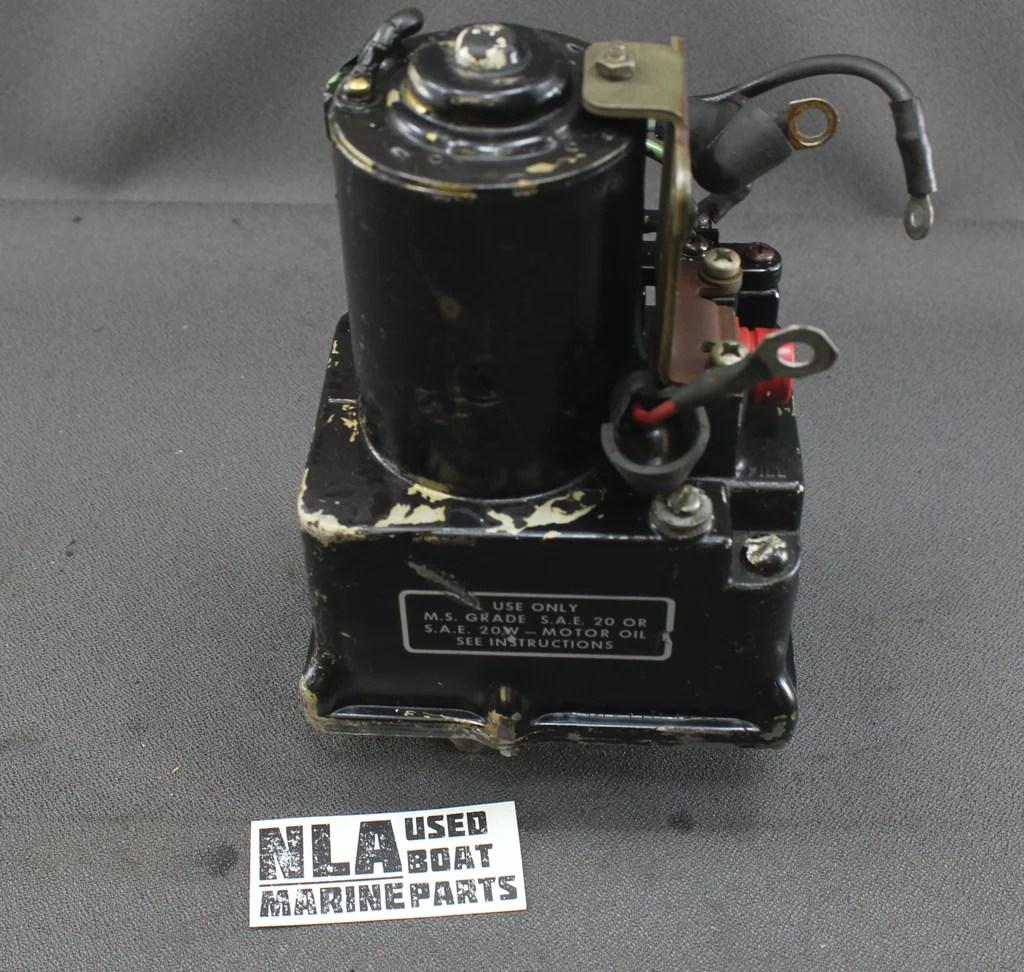 edelbrock quicksilver carburetor diagram wiring for nest thermostat 3rd generation mercruiser single solenoid hydraulic power trim tilt motor