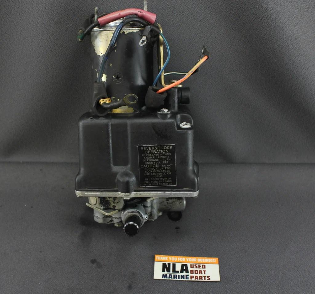 Mercruiser Trim Diagram Mercury Mariner Outboard 45197a2 Hydraulic Power Trim Pump