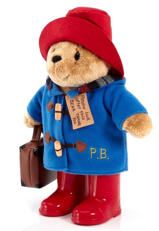 paddington bear stuffed animal # 42