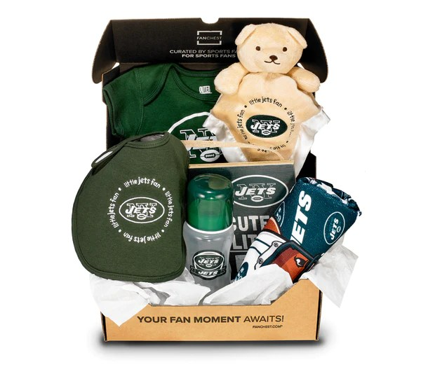 New York Jets Gift Boxes Jets Apparel Best Jets Gifts