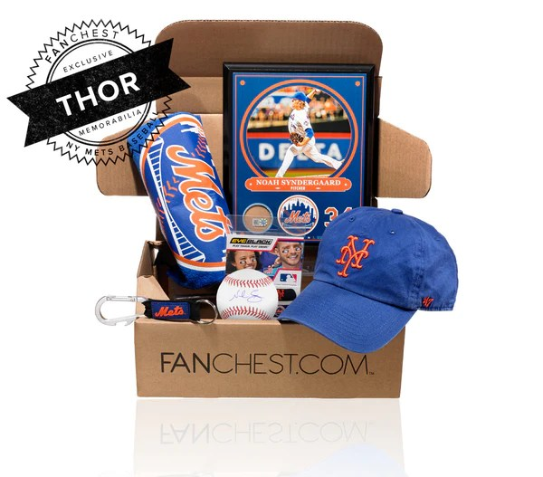 Ny Mets Gift Boxes Mets Apparel Best Mets Gifts