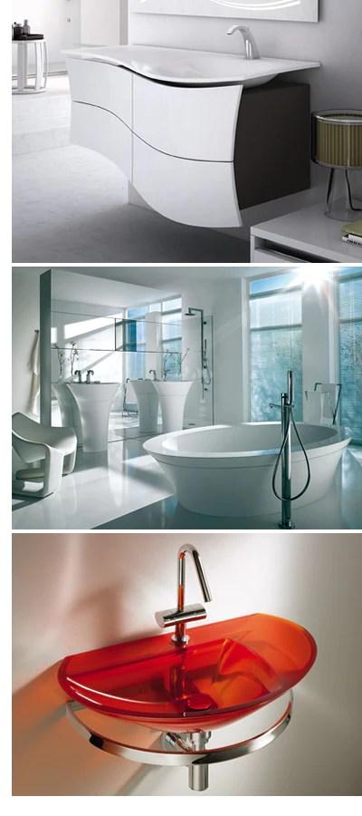 Decotec vanities from Paris Modern Bathroom Vanities by