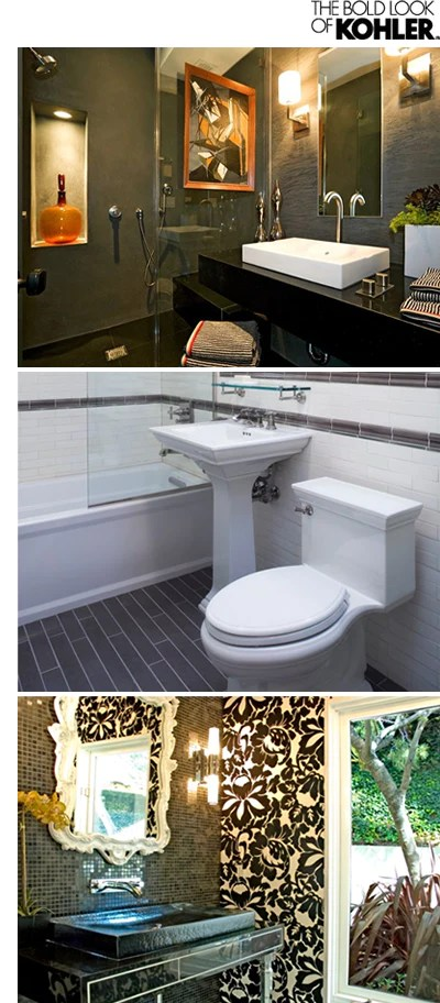kohler toilets sinks faucets tubs