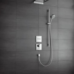 Kitchen Sink Base Cabinet Sizes Refinishing Ct Hansgrohe Rainhead Shower Raindance Rainfall 240 3-jet ...