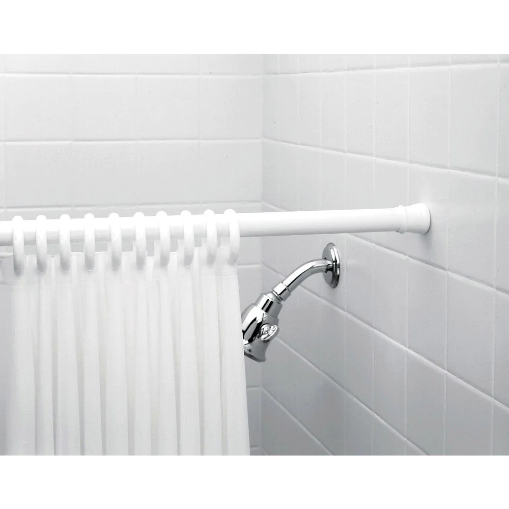 shower curtain rod