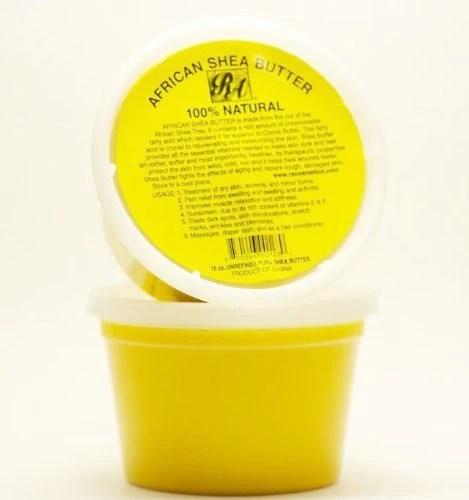 100 Natural Shea Butter 16 Oz Nature Amp Herbs
