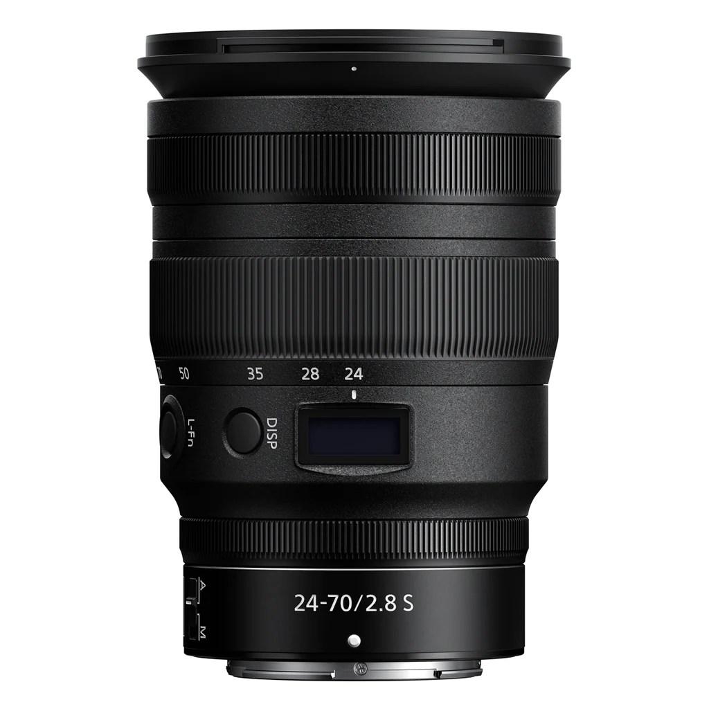 Nikon Z 24-70mm f/2.8 S Lens – Pictureline