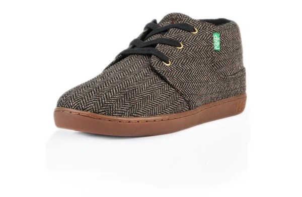 THE RAMOS Herringbone Vegan Shoes Keep Company