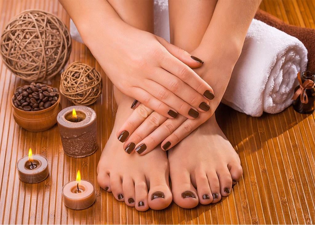 Gift Voucher Card for Beauty Salons Nail Technicians PedicureManicu  Beauty Stationery